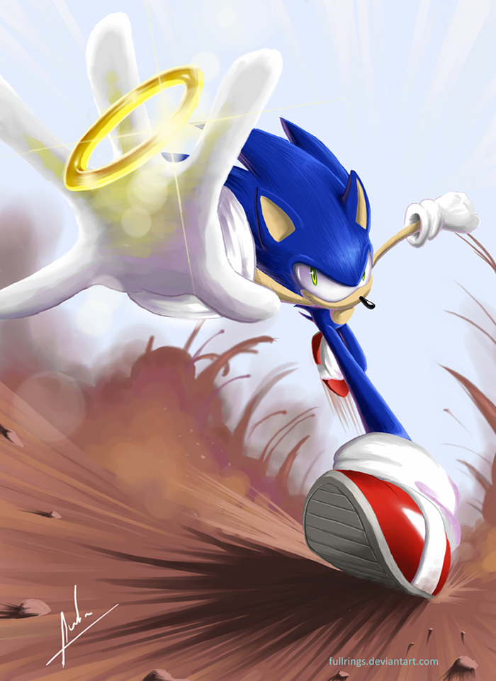 Sonic by FullRings