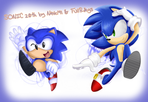 Sonic Generation by FullRings
