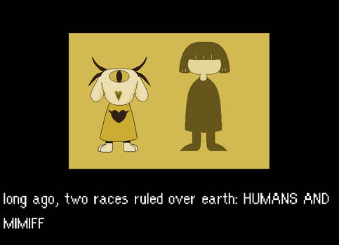 Humans And Mimiff
