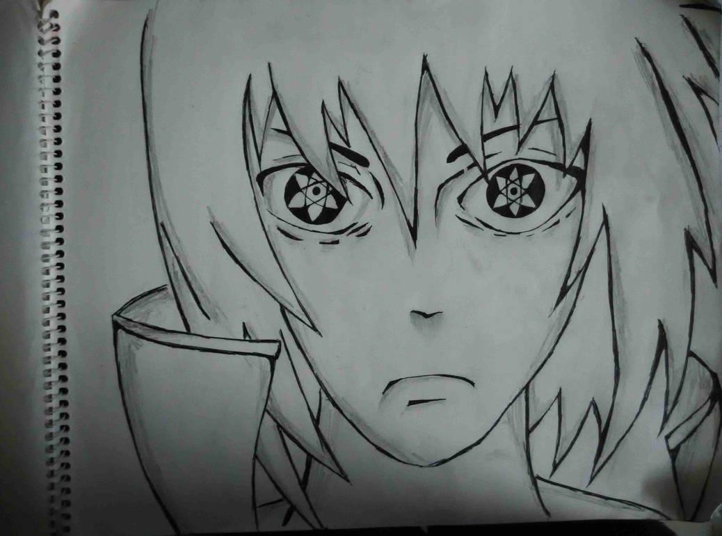 Sasuke Uchiha Mangekyou Sharingan By Soulxslayer On Deviantart