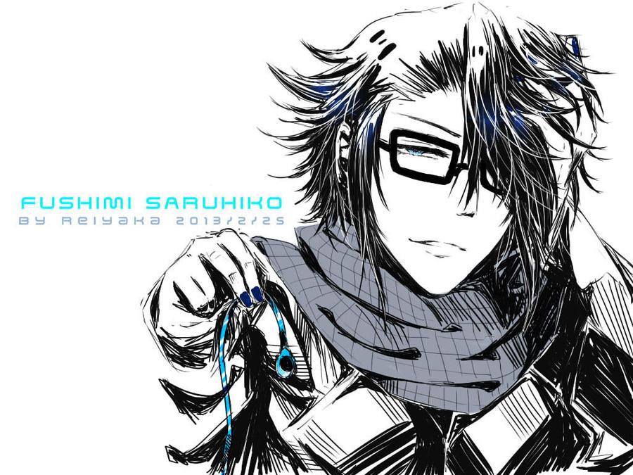 Earphone by Rei-Yaka