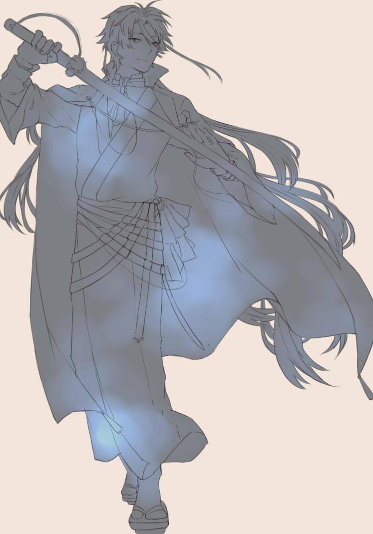 Ryuu by Rei-Yaka