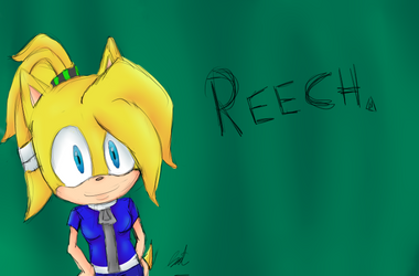 Reech by kathehedgehog