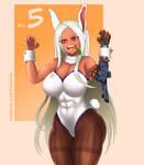 Mirko the Bunnygirl
