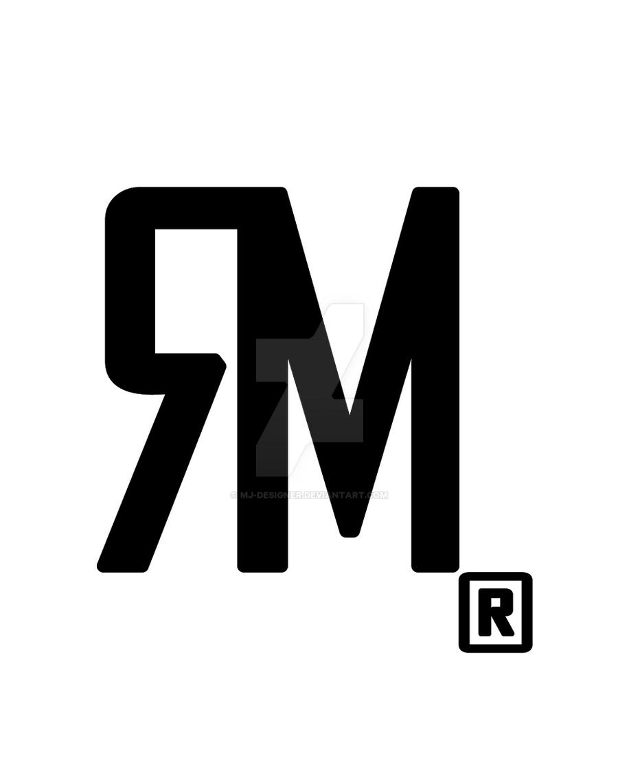 RM design original logo by MJ-designer