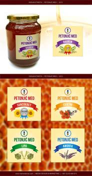 Petonjic honey
