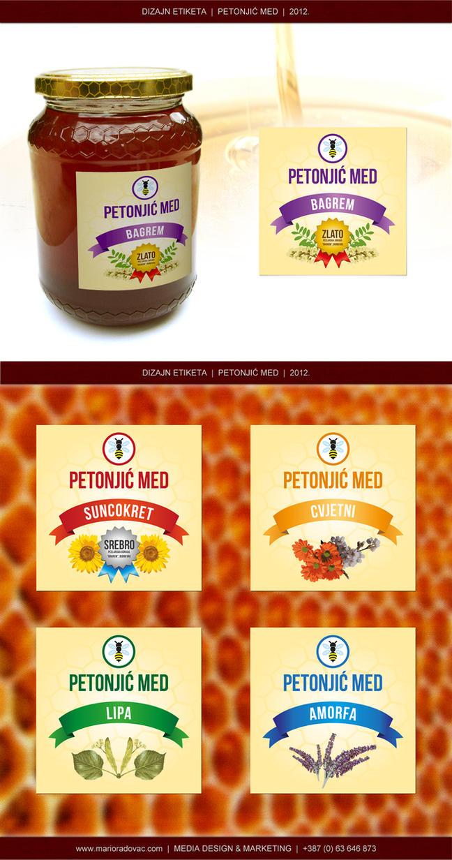 Petonjic honey by MJ-designer