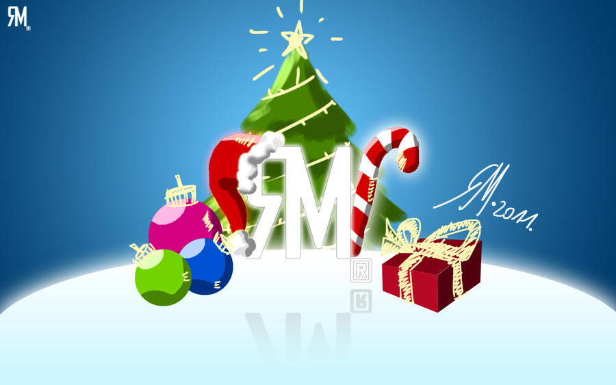 Christmas presents by MJ-designer