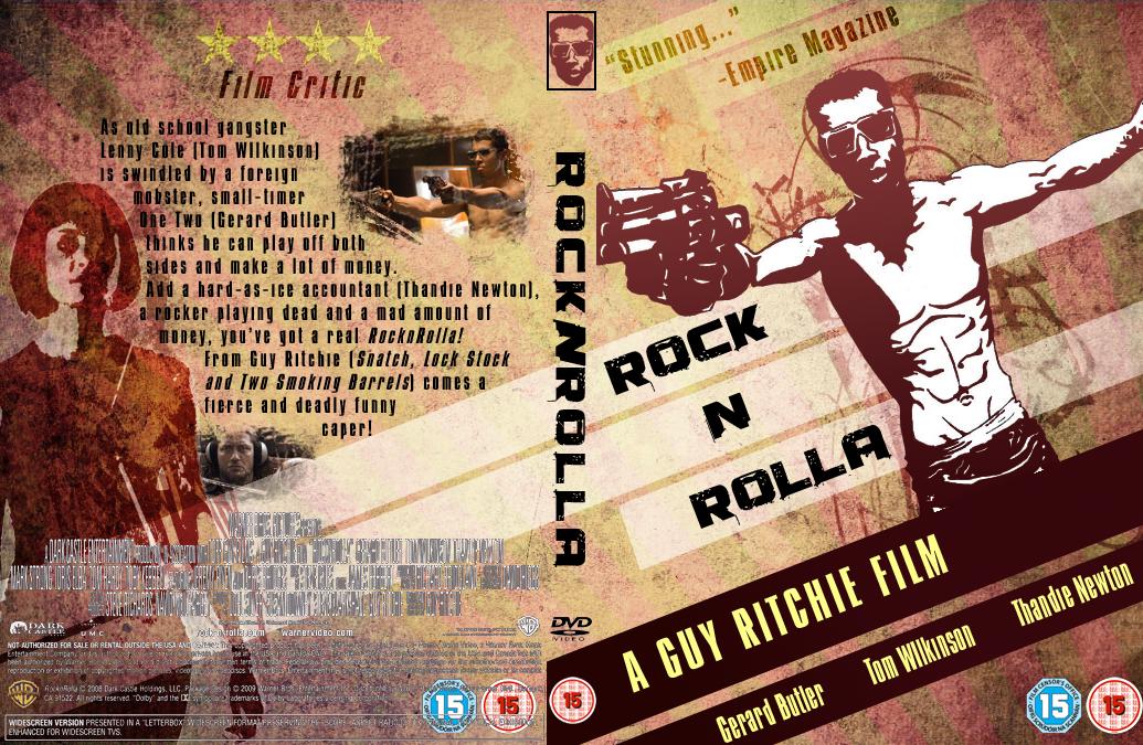 RocknRolla Alt. DVD case by themadgrenadier99