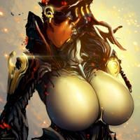 Saryn Prime by amrrr