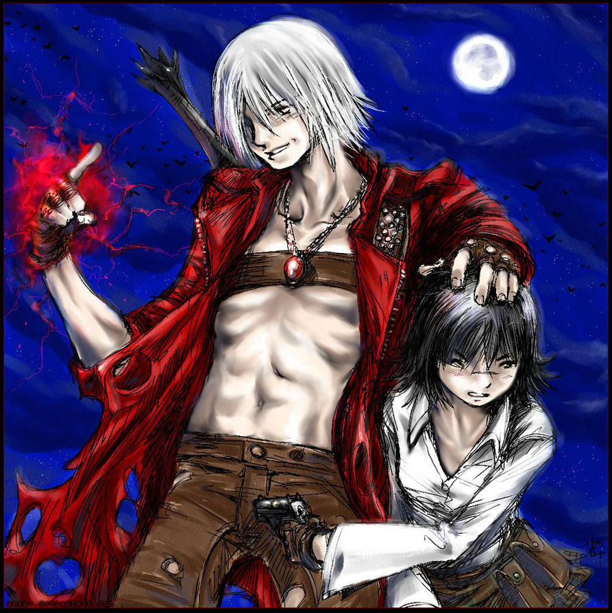 - devil MAY cry - by amrrr