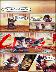 Tales of the Blade Pg 1 by Jasontheasian