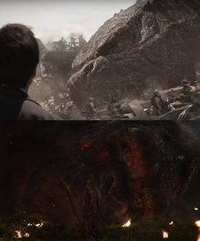 Kong and Godzilla awaken