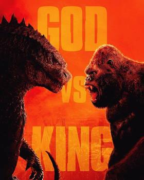 GOD VS KING