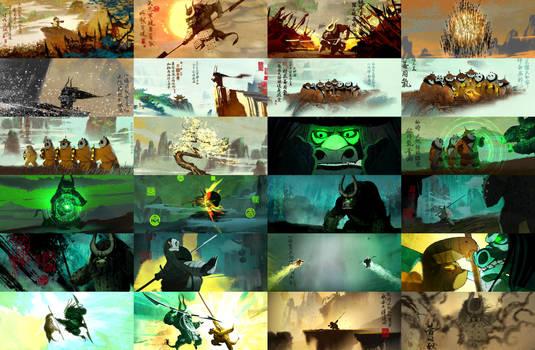 Kung Fu Panda 3 The Story of Kai