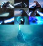 Evolution Godzilla Blue Atomic Breath
