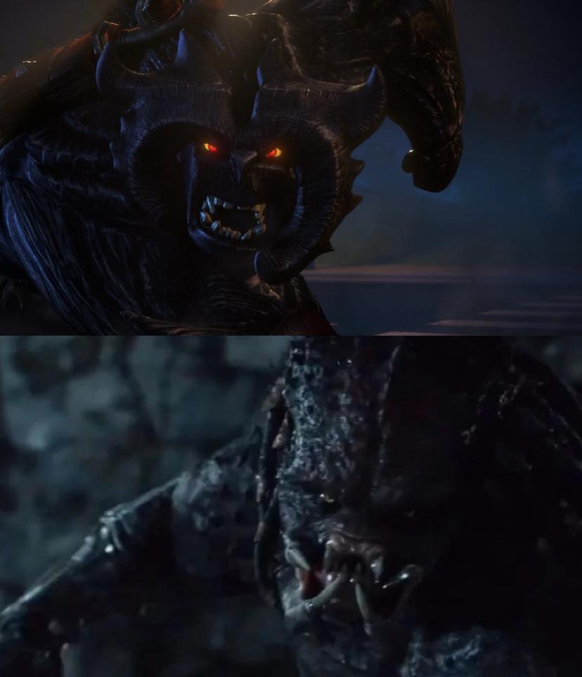 Bular vs The Ultimate Predator by MnstrFrc