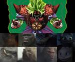 Monster Force Face LSS Destoroyah