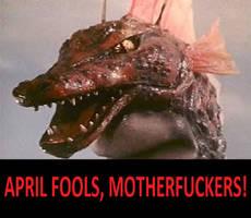 Titanosaurus April Fools by MnstrFrc