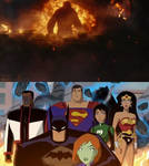 The Justice League See Kong 2017