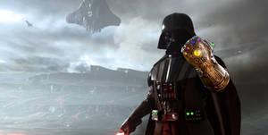Darth Vader Possess Infinity Stones