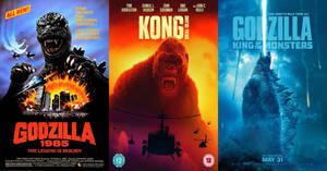 My Favorite Kaiju's Movies