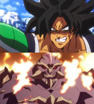 Broly Wrath State vs Doomsday