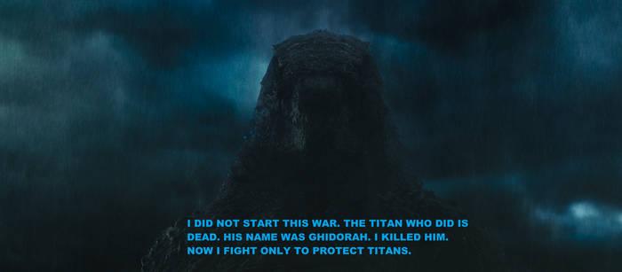 Godzilla Did You Start This War?