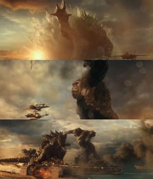 Godzilla vs Kong New Clip 2