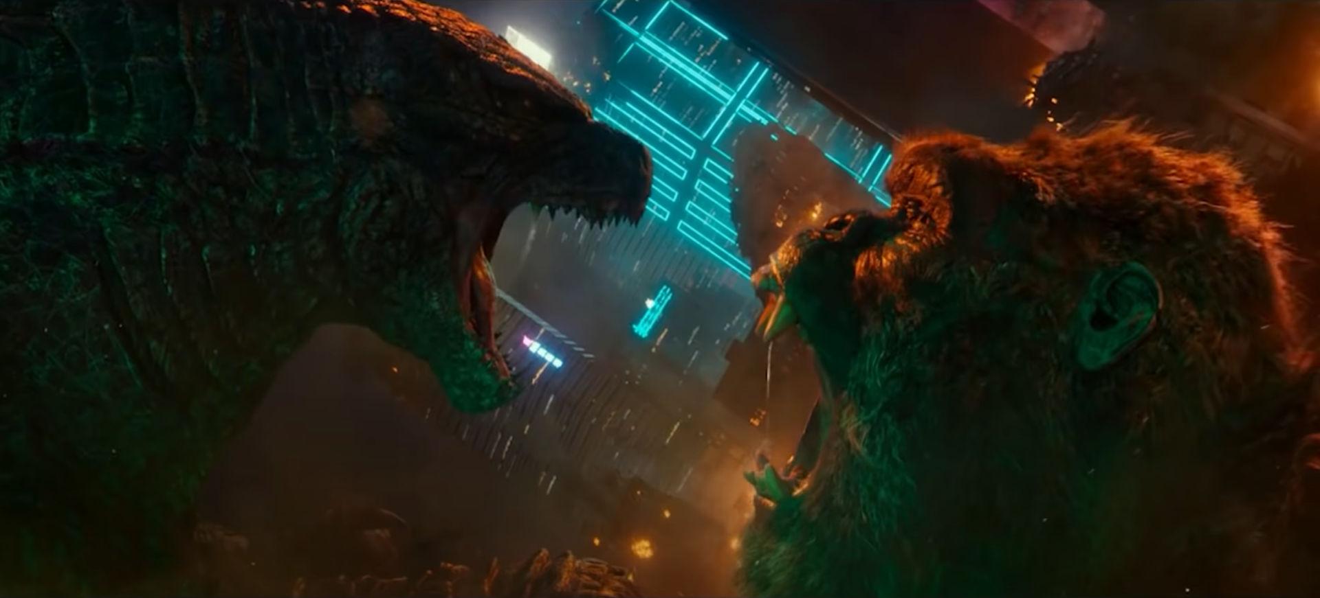Godzilla vs. Kong | Warner Bros. Pictures