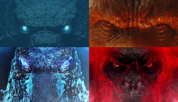 Godzilla vs Kong Eyes of the Hero (Edited)