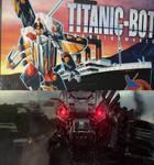 Titanic-Bot vs Mechagodzilla 2021