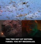 Godzilla and Kong vs Meganulas