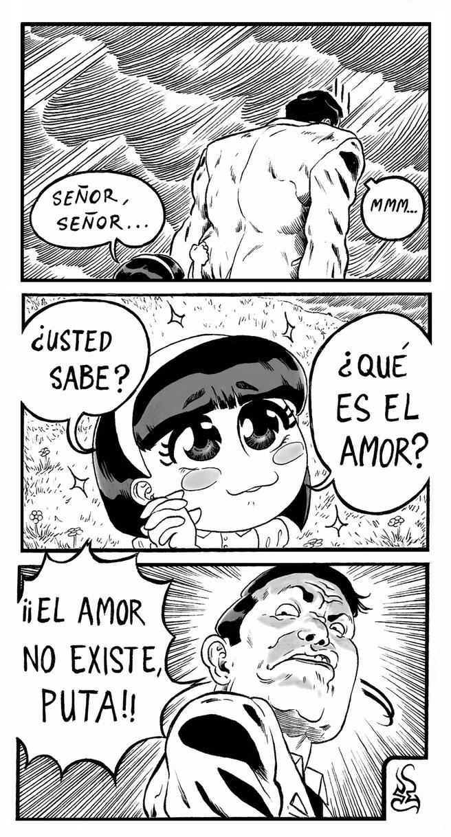 El Amor by garnabiuth
