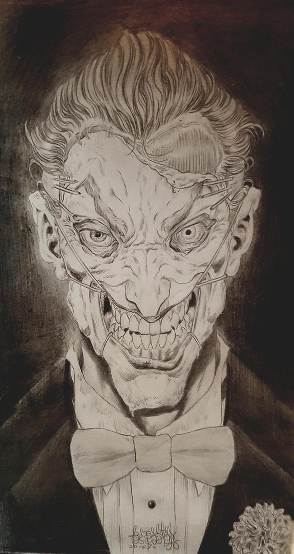 Joker Dead Of The Family by garnabiuth