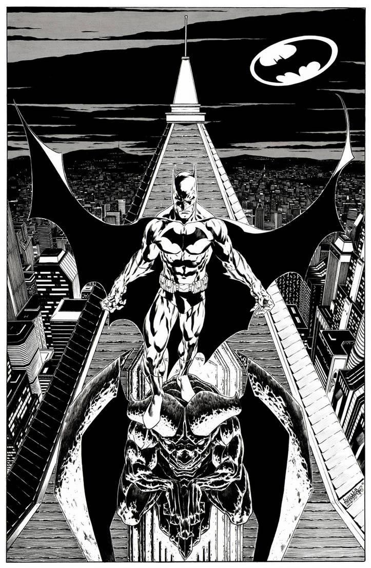 The Batman of Gotham