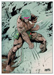 Wolverine Weapon X color