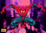 Spiderman Color