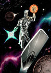 The Silver Surfer Color