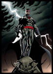 Batman Flashpoint Thomas Wayne