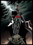 Batman Flashpoint Thomas Wayne