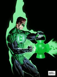 Hal Jordan Rebirth