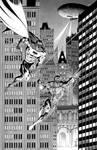 Daredevil and The Batman