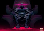 Darkseid Throne color