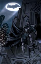 JL Batman Tactical Suit