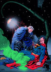 Batman VS Superman The Dark Knight Returns