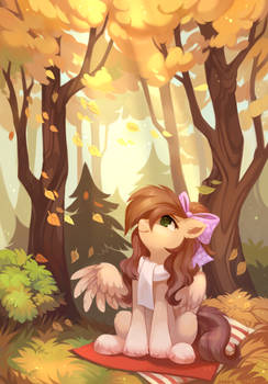 [COMMISSION]: The breath of autumn