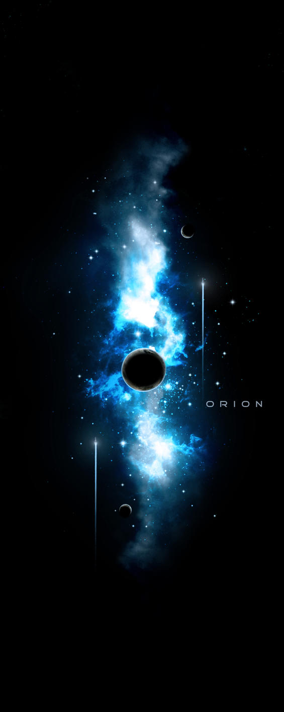 Orion by QuantomStarBox