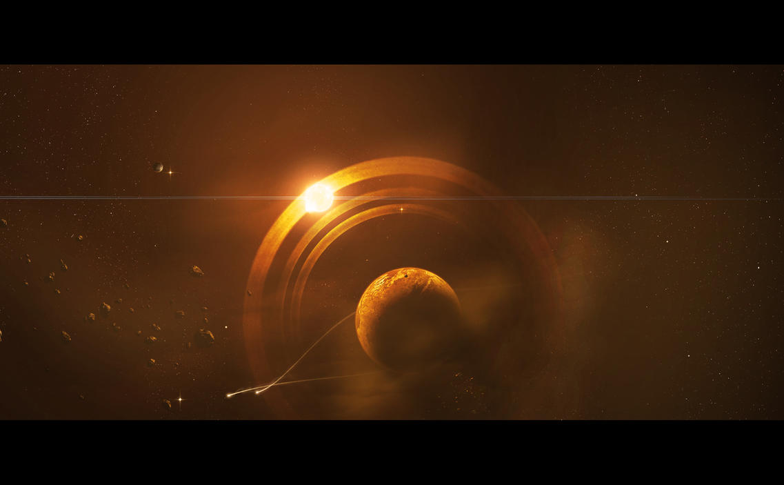 Solarius by QuantomStarBox