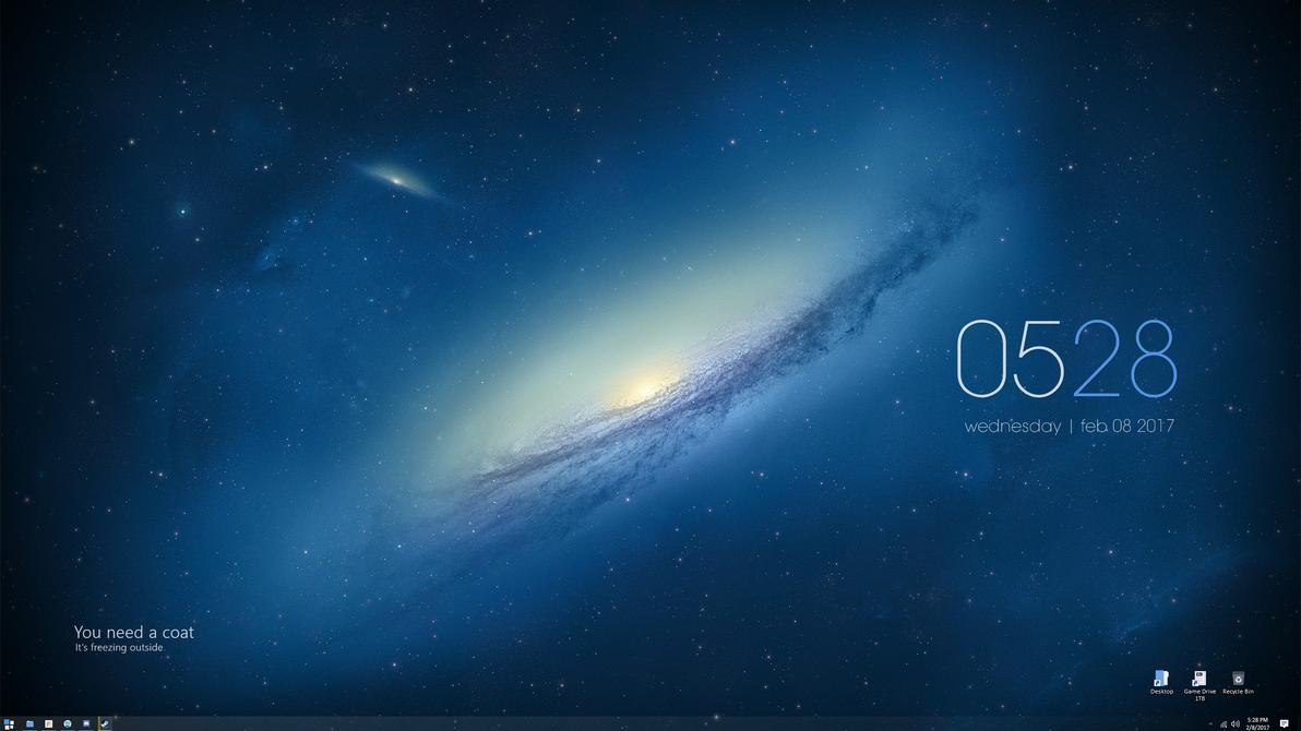 Desktop 2017 1440p by QuantomStarBox